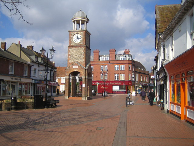 Chesham,_Clock_Tower