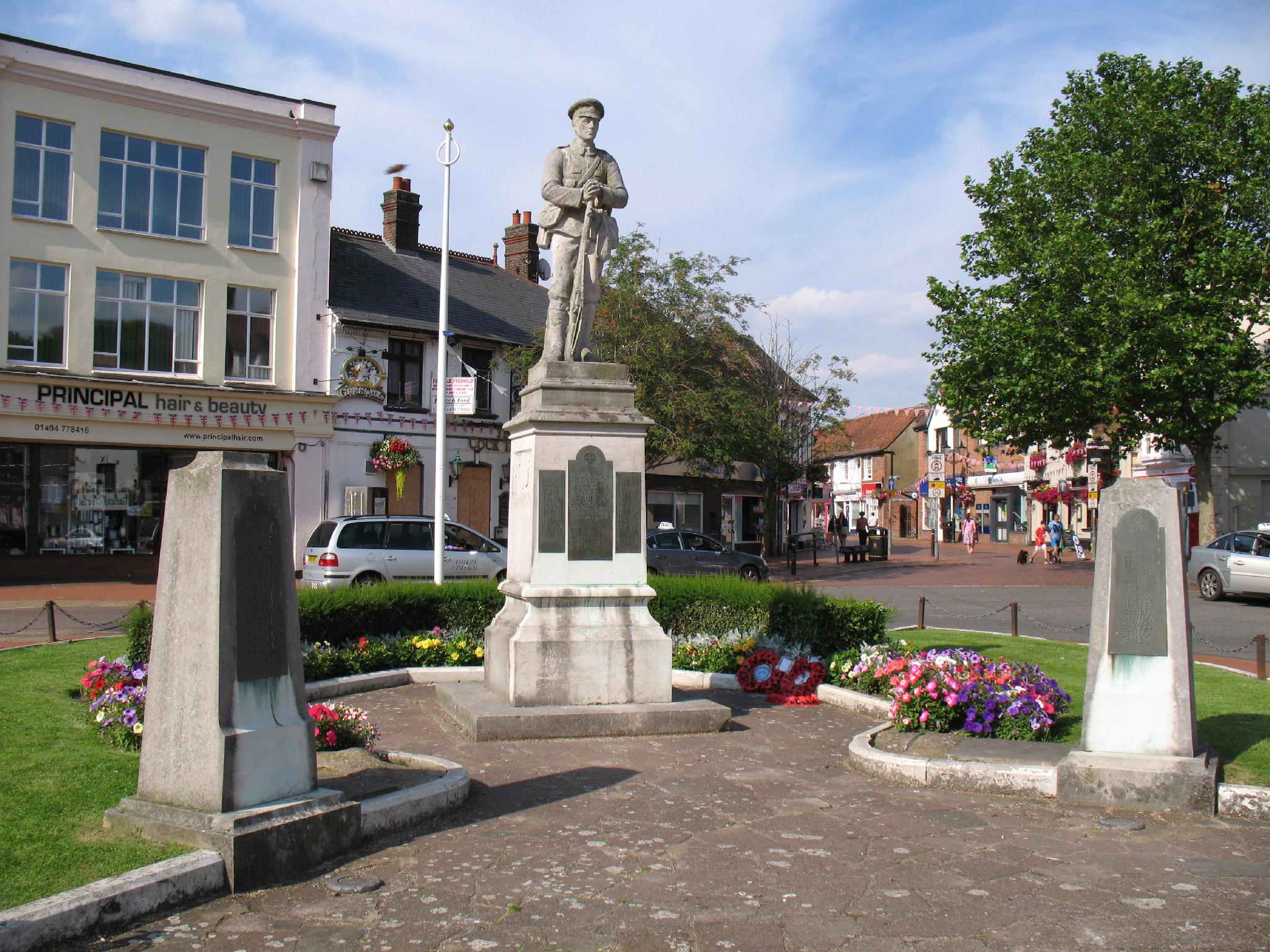 War memorial Chesham