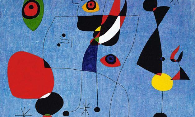 Miró, une invitation au rêve
