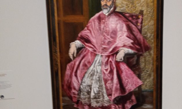 Dominikos THEOTOKOPOULOS dit « EL GRECO »