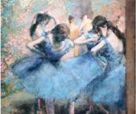 Degas à l'Opera